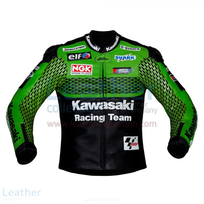Green Motorcycle Racing Suit Jacket Trouser Cordura Fabric Men Touring Boots