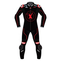 Jorge Lorenzo Jerez Test 2018 Motorcycle Suit front view