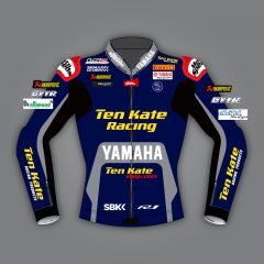Loris Baz Yamaha Racing Jacket WSBK 2020