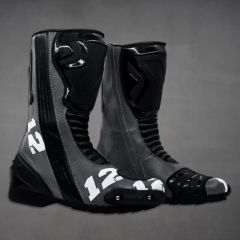Maverick Vinales Boots Motogp 2019 right side view