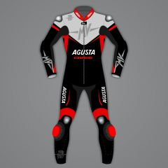 MV Agusta Leathers 2020 front view