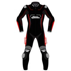Savitar Pro for Isle of Man TT 2019 Costume de Course Vue de Face