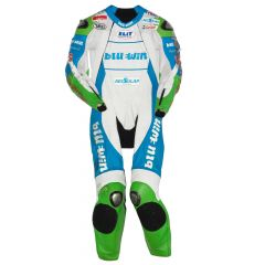 Thomas Luthi Honda GP 2005 Leather Suit front view