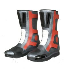 Tourist Leather Race Boots