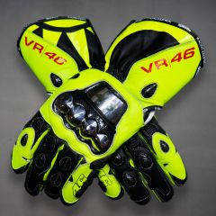 Valentino Rossi Replica Gloves MotoGP 2019 upper view