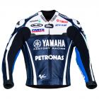 Ben Spies Yamaha 2011 MotoGP Leather Jacket front view