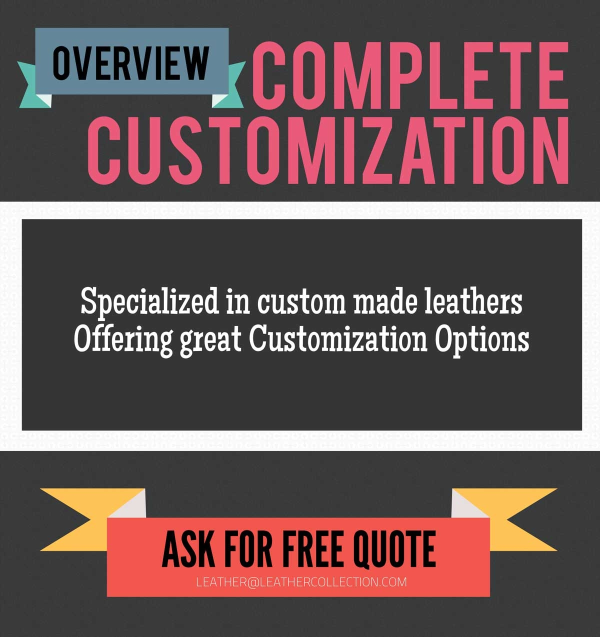 Custom Motorcycle Clothing