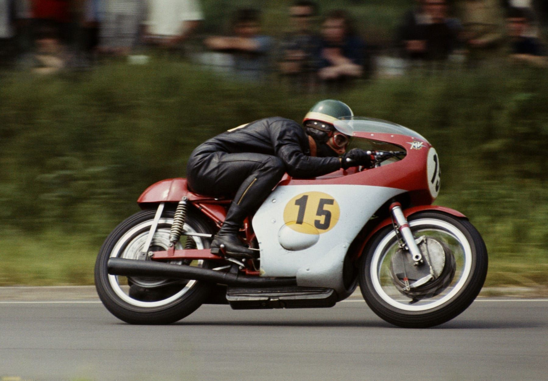 History Motorcycle Sport